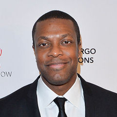 Chris Tucker - Bildurheber: Von Canadian Film Centre - http://www.flickr.com/photos/cfccreates/12794597515/, CC BY 2.0, https://commons.wikimedia.org/w/index.php?curid=31377664