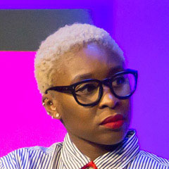 Cynthia Erivo - Bildurheber: By Rhododendrites - Own work, CC BY-SA 4.0, https://commons.wikimedia.org/w/index.php?curid=68661478