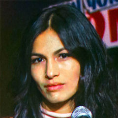 Elodie Yung - Bildurheber: Von Romer Jed Medina - https://www.flickr.com/photos/jedhakuro/22124314251/, CC BY-SA 2.0, https://commons.wikimedia.org/w/index.php?curid=44678506