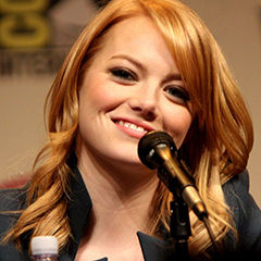 Emma Stone - Bildurheber: Von Gage Skidmore from Peoria, AZ, United States of America - Emma Stone, CC BY-SA 2.0, https://commons.wikimedia.org/w/index.php?curid=32067169