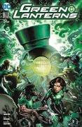 Green Lanterns Rebirth 10 (Comics & Cartoons)