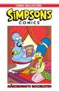 Simpsons Comic-Kollektion 26: Märchenhafte Geschichten (Comics & Cartoons)