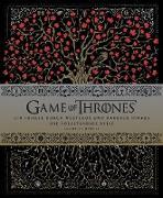 Game of Thrones: Die ganze Welt von Westeros und darüber hinaus - Staffel 1-8