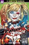 Harley Quinn Rebirth 11