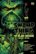 Swamp Thing Deluxe Edition 01