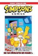 Simpsons Comic-Kollektion 40: Die (Un-)Tätigkeiten des Homer S.