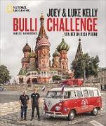 Bulli-Challenge: Von Berlin nach Peking - Ohne Geld, nur mit Spenden