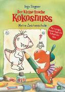 Der kleine Drache Kokosnuss: Meine Zeichenschule