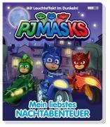 PJ Masks: Mein liebstes Nachtabenteuer - Pappbilderbuch mit Leuchteffekt im Dunkeln!