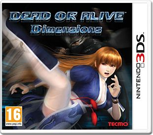 Dead or Alive: Dimensions -E-