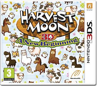 Harvest Moon: A New Beginning -E-