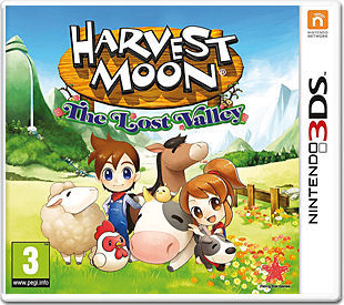 Harvest Moon: The Lost Valley -E-