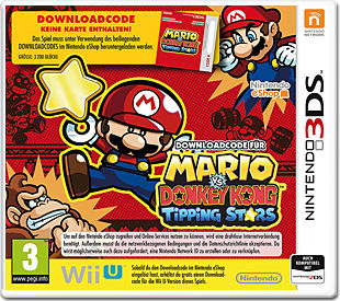 Mario vs. Donkey Kong: Tipping Stars (Code in a Box)