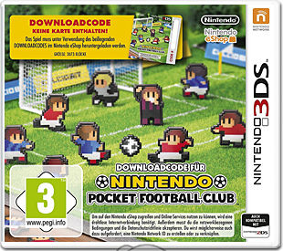 Nintendo Pocket Football Club (Code in a Box)