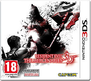 Resident Evil: The Mercenaries 3D -E-