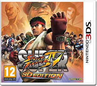 Super Street Fighter 4: 3D Edition