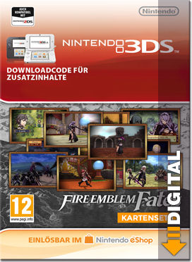 Fire Emblem Fates: Kartenset 1 (Map 02-12)