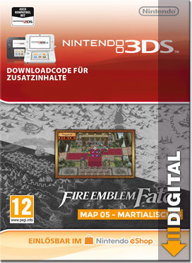 Fire Emblem Fates: Map 05 - Martialisches Museum
