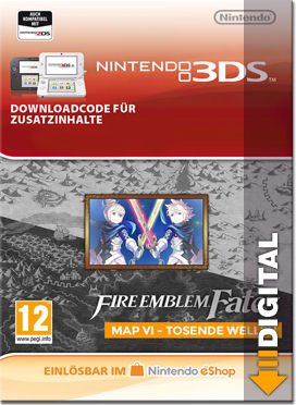 Fire Emblem Fates: Map VI - Tosende Wellen