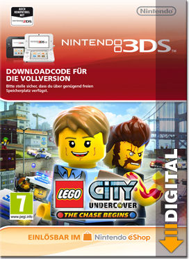 LEGO City: Undercover - The Chase Begins