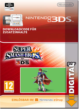 Super Smash Bros. for 3DS: Roy