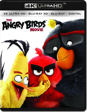 Angry Birds: Der Film Blu-ray UHD (2 Discs)