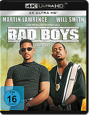 Bad Boys: Harte Jungs Blu-ray UHD