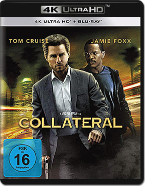 Collateral Blu-ray UHD (2 Discs)