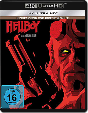 Hellboy 1 Blu-ray UHD