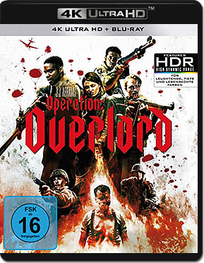 Operation: Overlord Blu-ray UHD (2 Discs)