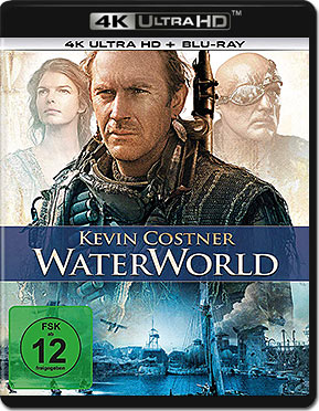 Waterworld Blu-ray UHD (2 Discs)