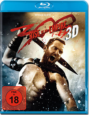 300: Rise of an Empire Blu-ray 3D (2 Discs)