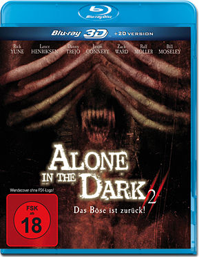 Alone in the Dark 2 Blu-ray 3D
