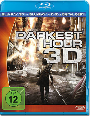 Darkest Hour Blu-ray 3D