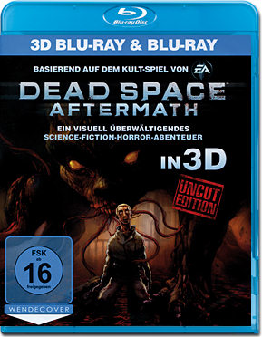 Dead Space: Aftermath Blu-ray 3D