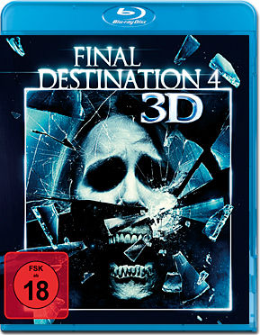 Final Destination 4 Blu-ray 3D