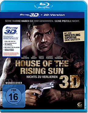 House of the Rising Sun Blu-ray 3D