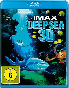 IMAX: Deep Sea Blu-ray 3D