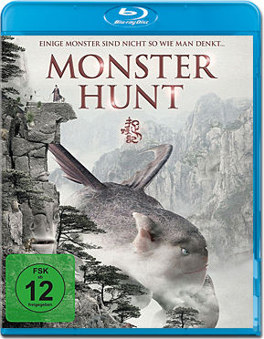 Monster Hunt Blu-ray 3D