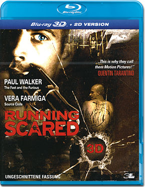 Running Scared Blu-ray 3D