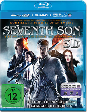 Seventh Son Blu-ray 3D (2 Discs)