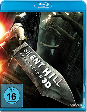 Silent Hill: Revelation Blu-ray 3D