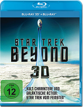 Star Trek Beyond Blu-ray 3D (2 Discs)