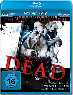 Talk to the Dead Blu-ray 3D