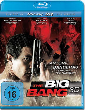 The Big Bang Blu-ray 3D