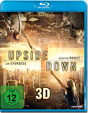 Upside Down Blu-ray 3D