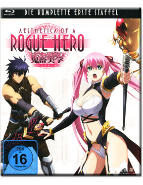 Aesthetica of a Rogue Hero: Staffel 1 Box Blu-ray (3 Discs)