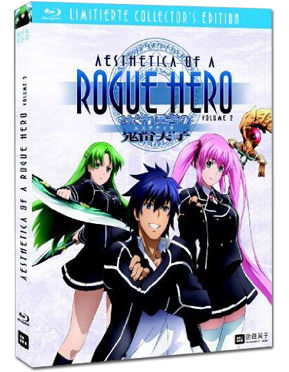 Aesthetica of a Rogue Hero Vol. 2 - Limited Edition Blu-ray