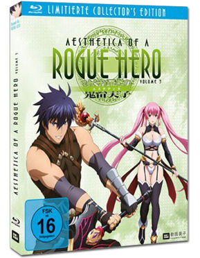 Aesthetica of a Rogue Hero Vol. 3 - Limited Edition Blu-ray