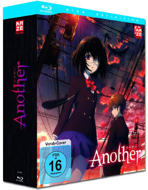 Another Vol. 1 - Limited Edition (inkl. Schuber) Blu-ray